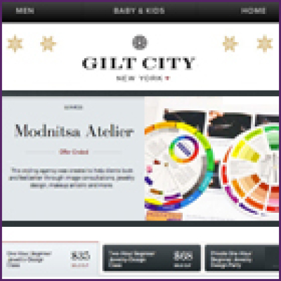 Gilt City Jewelry Design Class Editors Picks, April 2013
