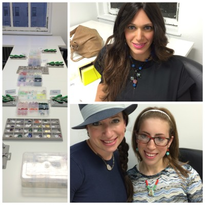 Private Jewelry Design Workshop May 2014