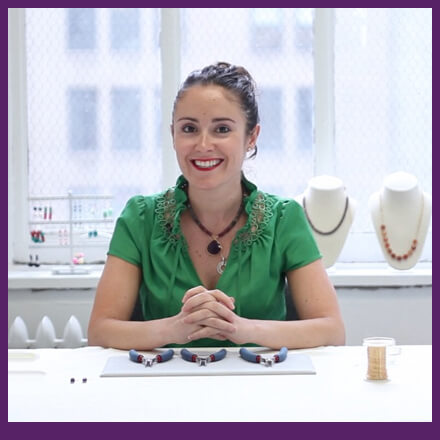 Online Jewelry Design Video Classes from Modnitsa Atelier